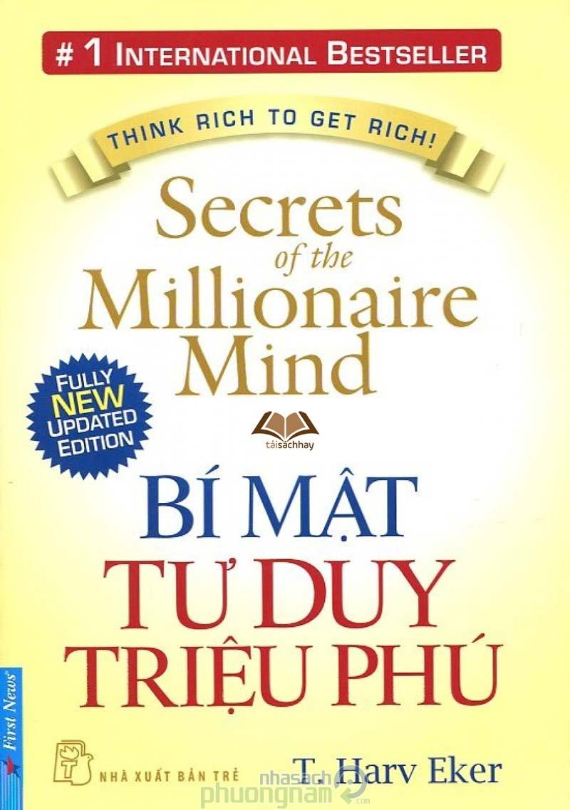 Ebook sách bí mật tư duy triệu phú