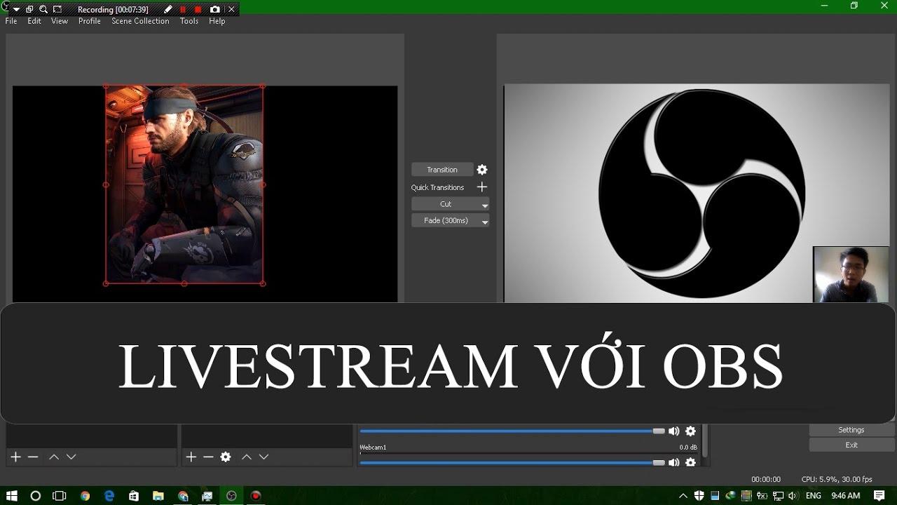 Tại sao cần LiveStream bằng OBS để bán hàng Online