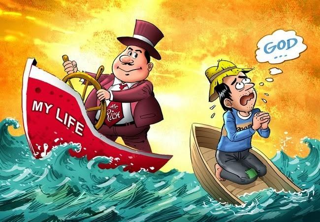 Sự khác biệt giữa người giàu và người nghèo chính ở tư duy